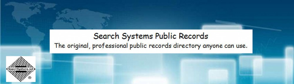 publicrecords.searchsystems.net blog home